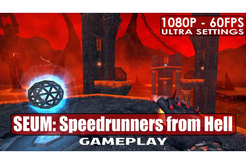 SEUM: Speedrunners from Hell gameplay PC HD [1080p/60fps ...