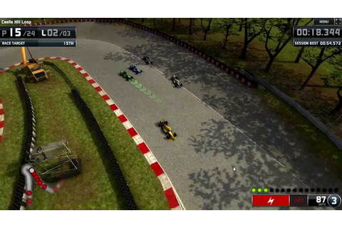 F1 Online The Game - gameplay - YouTube