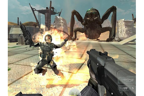 Starship Troopers (2005 video game) - Starship Troopers ...