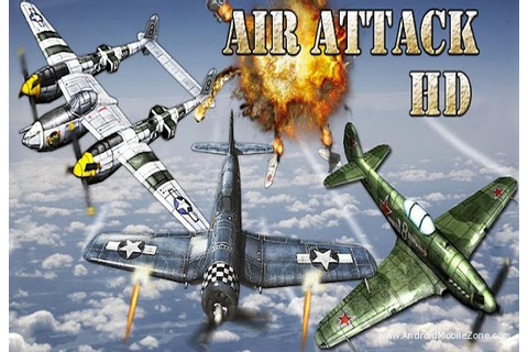 Air Attack HD v1.5.1 Apk Mod Money | Info seputar android ...