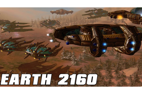 Earth 2160 - Alien Attack - YouTube