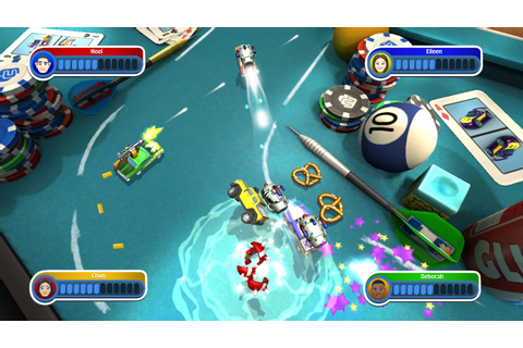 Toybox Turbos Multiplayer – Four Times The Fun ...