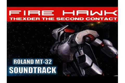 FIRE HAWK: Thexder - The Second Contact- (MS-DOS Roland MT ...