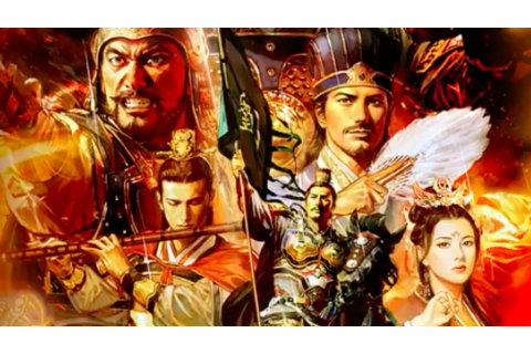 Romance of The Three Kingdoms 13 Videos, Movies & Trailers ...
