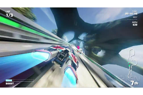 Fast RMX's Cameron Crest at 1080p/60fps - IGN Video
