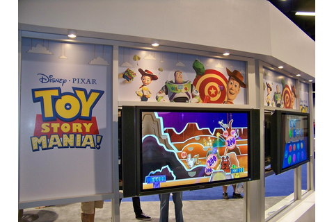 Toy Story Mania! game for the wii at the Disney Family.Com ...