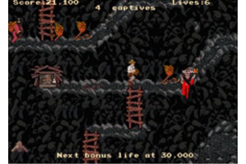 Indiana Jones and the Temple of Doom (1985 video game ...