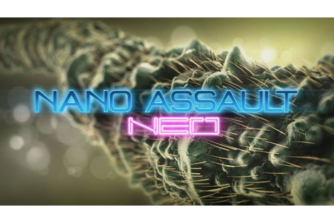 CGR Undertow - NANO ASSAULT NEO review for Nintendo Wii U ...