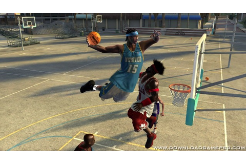 NBA Street Homecourt - Download game PS3 PS4 PS2 RPCS3 PC free