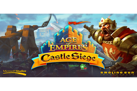 دانلود Age of Empires: Castle Siege 1.26.28 - بازی ...