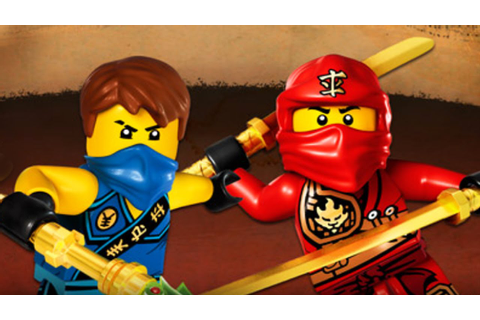 Lego Ninjago - Legendary Ninja Battles Full Game - YouTube