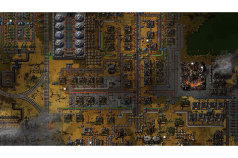 Factorio - In Development - Gameplay Trailer - YouTube