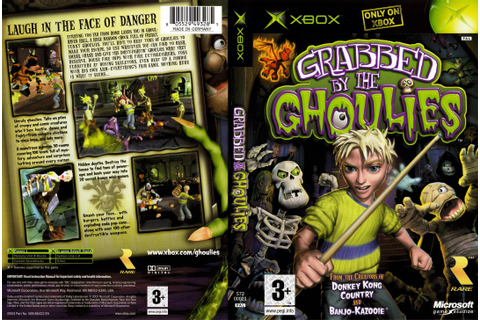 LTTP: Grabbed by the Ghoulies - NeoGAF