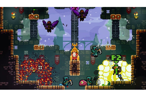 TowerFall Ascension review | PC Gamer