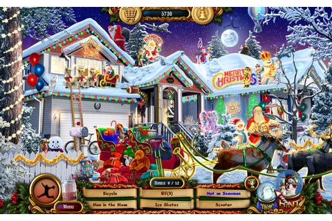 Christmas Wonderland 5 - Hidden Object Adventure Game ...