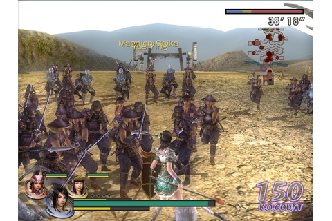 Download Game Warriors Orochi PC ~ Art in Games