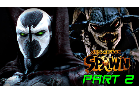 Spawn Armageddon Let's Play Part 2 - OUR FIRST BOSS BATTLE ...