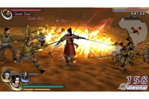 Download Musou Orochi 2 Special – PSP
