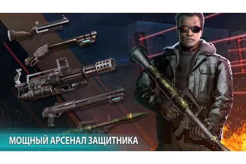 Download a game Terminator Genisys: Future War android
