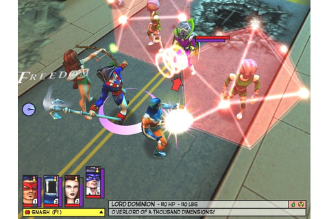 Freedom Force Screenshots for Windows - MobyGames