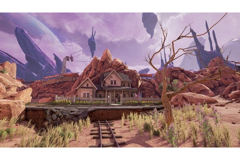 Obduction review: The captivating start of the post-Myst ...