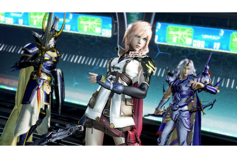 Dissidia NT Lightning Moveset Guide: How to Use, Best ...