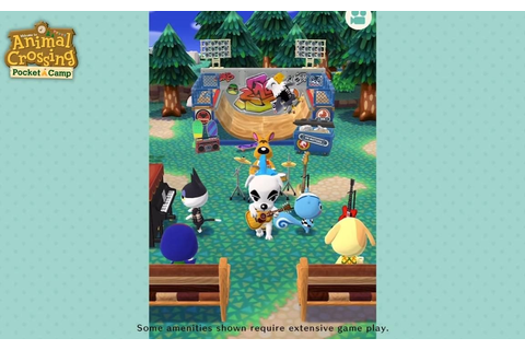 Animal Crossing: Pocket Camp is a new mobile game from ...