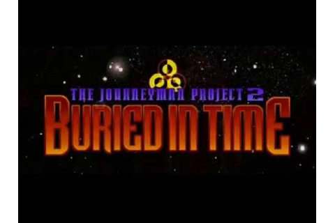 The Journeyman Project 2: Buried in Time - Video Game ...
