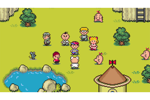 """What The F**k Kind Of Game Is Earthbound?"""