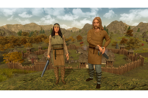 Dawn of Man Free Download PC Game Full Version For Mac