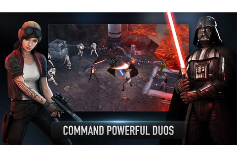Star Wars MOBA Game Announced: Star Wars: Force Arena ...