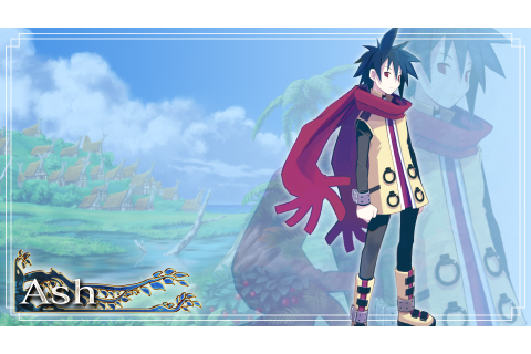 Phantom Brave PC Wallpaper 007 Ash | Wallpapers @ Ethereal ...