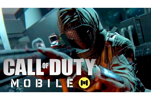 Call Of Duty: Mobile - Official Announcement Trailer - YouTube