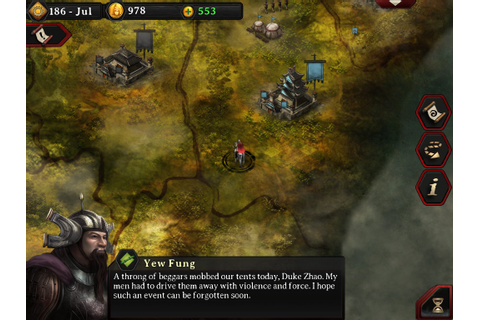 Autumn Dynasty Warlords | Articles | Pocket Gamer