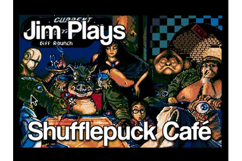 Shufflepuck Café, Amiga - Overlooked Oldies - YouTube