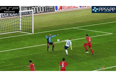 World Tour Soccer 2 - PSP Gameplay 1080p (PPSSPP) - YouTube