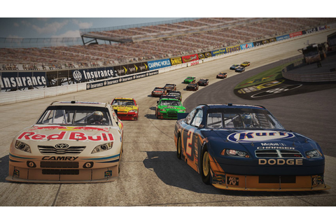 Amazon.com: NASCAR The Game 2011 - Xbox 360: Video Games