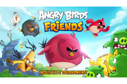 Angry Birds Friends – Movie Hype Tournament! - YouTube