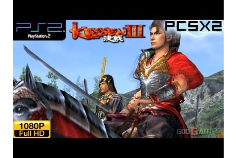 Kessen III - PS2 Gameplay 1080p (PCSX2) - YouTube