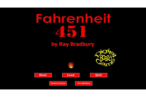 Fahrenheit 451 Digital Board Game [Download]