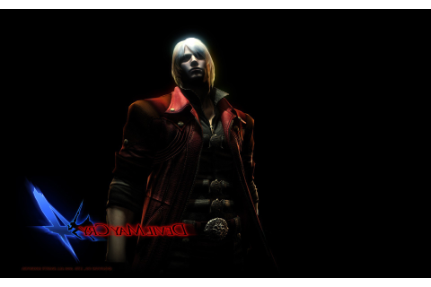 Devil May Cry, Devil May Cry 4, Video Games, Dante ...