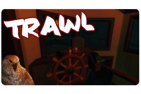 TRAWL Gameplay ★ Falcon 1 Shot ★ Let's Play TRAWL (PC Game ...