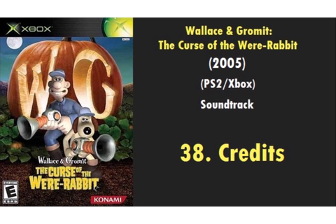 38: Credits | Wallace and Gromit: The Curse of the Were ...