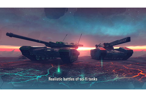Future Tanks: Free Multiplayer Tank Shooting Games ...