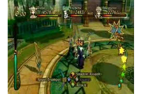 ETERNAL SONATA XBox 360 gameplay - YouTube
