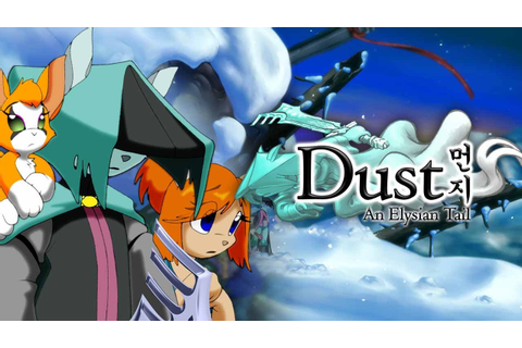 Dust: An Elysian Tail | Video Game Review - YouTube