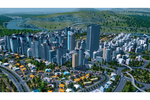 Cities: Skylines Review - YouTube