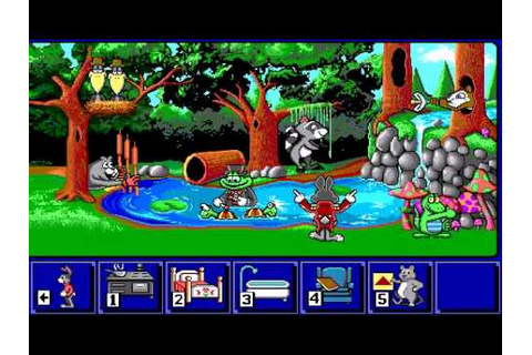 Reader Rabbit: Ready for Letters - MAC - Part 4 - YouTube