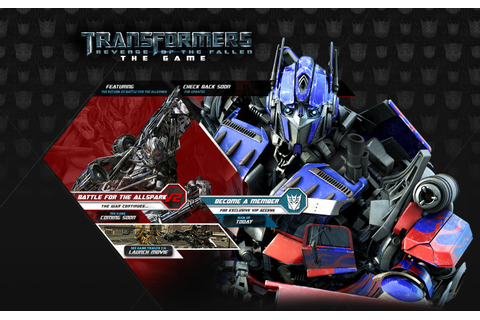 Transformers The Game Free PC Game Full Version ~ Full ...