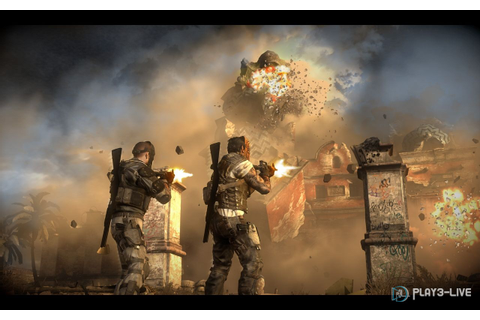 Image #28 Army of TWO : Le Cartel du Diable sur PS3 @JVL